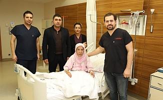 Adıyaman'da İlk Kez Kapalı Kanser Ameliyatı Gerçekleştirildi