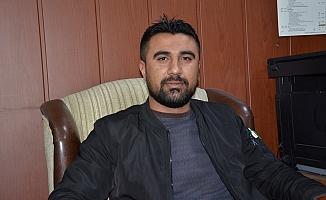 AK Parti Besni Gençlik Kolları Başkanlığına Fatih Metin Atandı