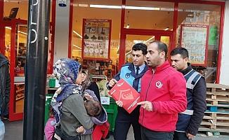 Çocuk Dilenciler, Düzenlenen Operasyonla Toplandı