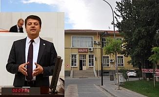 Milletvekili Tutdere, Besni Adliyesini Meclise Taşıdı