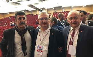 Hemşehrimiz Çalış, CHP Ankara İl Yönetimine Seçildi