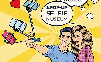 #POP-UP SELFIE MUSEUM Eğlencesi Sanko Park'ta