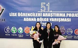Sanko Okulları Lise Öğrencileri Tübitak Türkiye Finallerinde