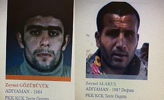 Adıyaman'da Öldürülen 3 Teröristin Kimlikleri Belirlendi