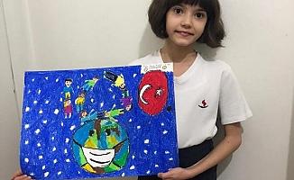 Sanko Okulları Öğrencilerinin Resim Başarısı