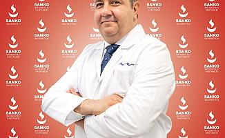 Dr. Kazaz Sanko Üniversitesi Hastanesi'nde