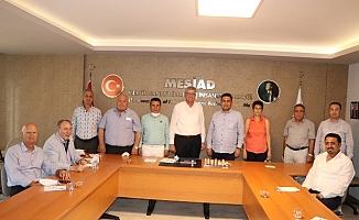 Başkan Yıldırım'dan MESİAD'a Ziyaret