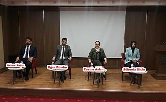 Deva Partisi'nden Basın Toplantısı