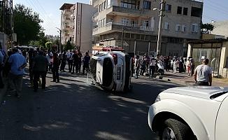 Kaza Caddesinde, Bir Kaza Daha: 2 Yaralı