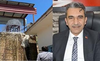 Başkan Emre'den su kesintisi açıklaması