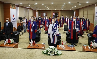 Sanko Üniversitesi Tıp Fakültesi Mezuniyet Töreni