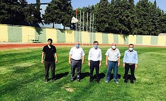 Atatürk Stadyumu Sezona Hazır