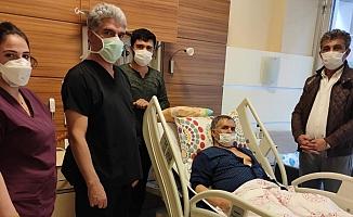 Adıyaman'da İnvaziv Tekniğiyle İlk Baypas Ameliyatı Gerçekleştirildi