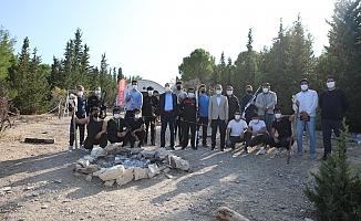 Atatürk Barajı İrade Adasında Survivor Heyecanı
