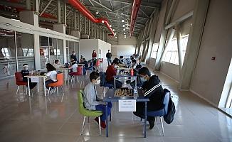 Atatürk'ü Anma Günü Satranç Turnuvası Sona Erdi