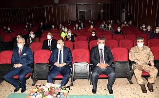 """""""En İyi Narkotik Polis Anne"""" Projesi Adıyaman'da Başladı"""
