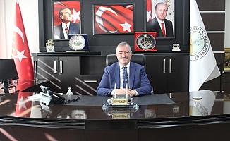 Başkan Turanlı'dan Yeni Yıl Mesajı