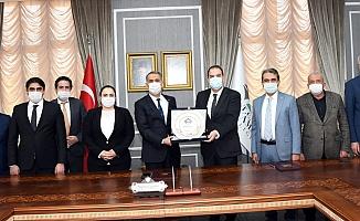 Hayırsever Ailed Besni'ye 20 üniteli Diyaliz Merkezi Yaptıracak
