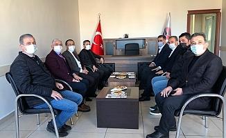 Milletvekili Aydın; 'Başkan Harıkçı ve Ekibini Tebrik Ediyorum'