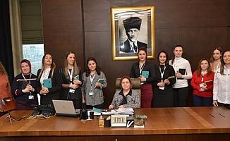 Tanış, '8 Mart Dünya Kadınlar Günü'nü Kutladı