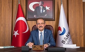 Rektör Dağlı; '23 Nisan Ulusal Egemenlik ve Çocuk Bayramımızı Kutluyorum'