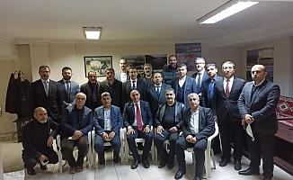 Başkan Ramazan Alp Güven Tazeledi