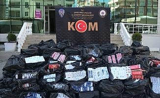 Kaçakçılık ve Organize Suçlardan 2 Bin 142 Şahsa İşlem Yapıldı