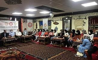 Kahta'da Şiir Dinletisi Düzenlendi