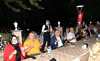 Vali Mahmut Çuhadar, 15 Temmuz Gazileriyle Akşam Yemeğinde Buluştu