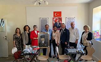 Adıyaman'da İlk Köy Halk Kütüphanesi Açıldı