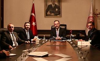 Ankara'da Adıyaman İçin Çalmadık Kapı Bırakmıyoruz