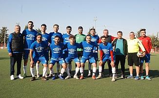 Besni Akınspor Hazırlık Maçını Farklı Kazandı
