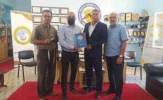 İYİ Parti Heyetinden MEDYAD'a Ziyaret