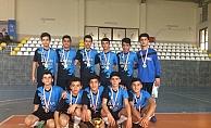 Futsal'da İl Şampiyonu Oldular