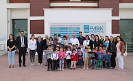Minik Öğrencilerden Park Hospital'aZiyaret