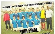 Altınşehir Anadolu Lisesi Penaltılarla Finalde