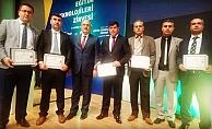 Altınşehir Anadolu Lisesi Bakanlık Ödülünü Aldı