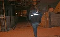 Hamile kadını bağlayıp ziynet eşyalarını çalan 4 şahıs yakalandı