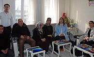 Yeşim Pekmez'den şehit ailelerine ziyaret