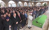 Başkan Adayı Kılınç'ın acı günü