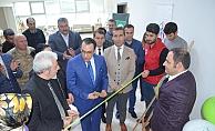 Kahta'da Yeşil Oda Hizmete Açıldı