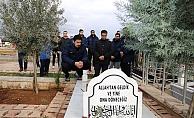 Vefat Eden Hentbolcular Mezarı Başında Anıldı