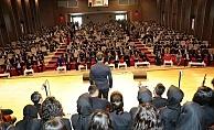 Altınşehir Korosu Çanakkale Zaferini Coşkuyla Kutladı