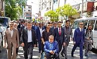 Adıyaman'da Engelliler Haftası kutlandı