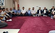 Milletvekillerinden Muhtarlara Ziyaret