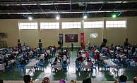 Öğrencilerden mangala turnuvasına büyük ilgi