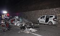 Adıyaman'da Feci Kaza: Biri Uzman Çavuş 2 Kişi Hayatını Kaybetti