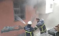 Adıyaman'da Korkutan Yangın