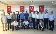 Muhtarlar Derneği Başkanı Taş'tan Başkan Kılınç'a Tam Destek