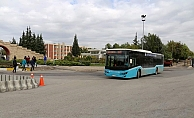 Sınav gününde belediye otobüsleri ücretsiz